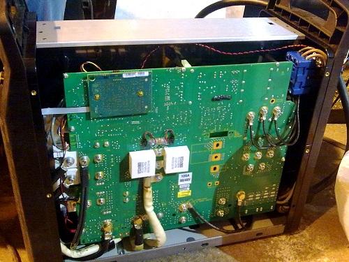 Ремонт аппарата Hypertherm -1650