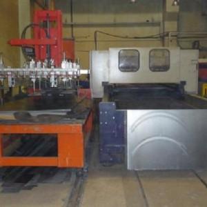 Установка для лазерной резки Bysprint-3015