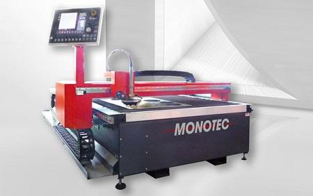 """Портальная автоматическая машина """"MONOTEC Type-1530""""."""