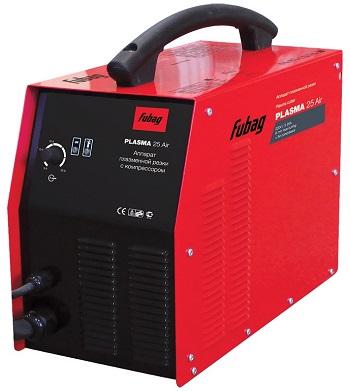 Аппарат воздушно-плазменной резки «FUBAG Plasma 25 AIR 014206».