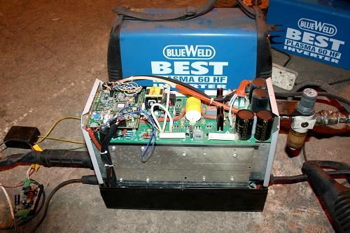 Ремонт аппаратов Blueweld