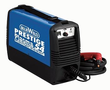 Инверторный аппарат воздушно-плазменной резки «BLUEWELD Prestige Plasma 54 Kompressor 815725».