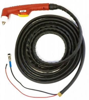 Плазменный резак «AURORA P80» с кабель-шлангом.
